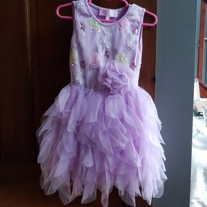Popatu 2t-3t Soft Tulle Dress